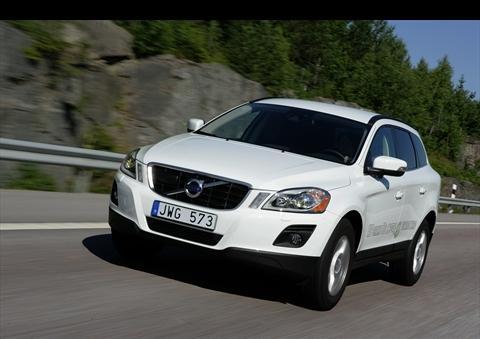 XC60 meistverkauftes Volvo-Modell in Deutschland
