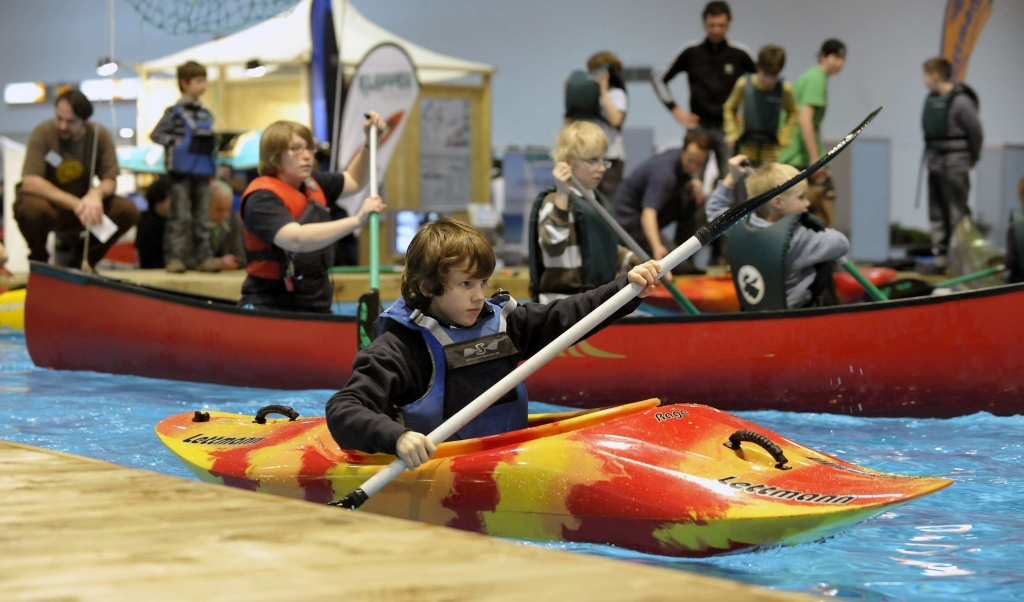 boot 2010: Weltgrößte Wassersportmesse in Düsseldorf