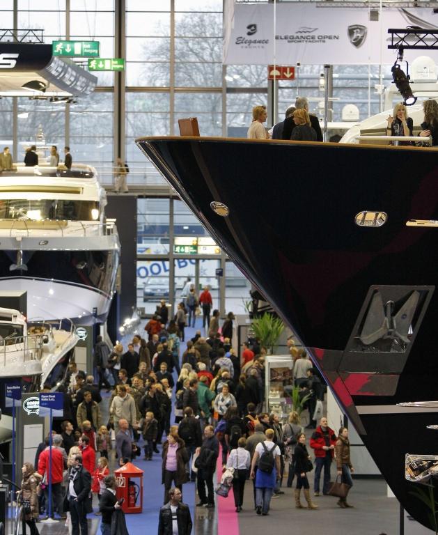 boot Düsseldorf 2010: Alternative Antriebskonzepte auf der weltgrößten Wassersportmesse