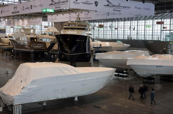 boot Düsseldorf 2010: Auswahl neuer Motoren und Ausrüstungen