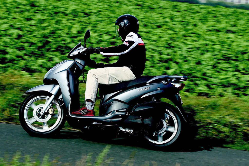 Fahrbericht Peugeot LXR 125: Großrad-Revier