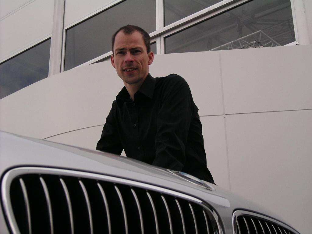 """""""Sportliche Eleganz"""": BMW-Designer Anders Warming im auto.de-Gespräch"""