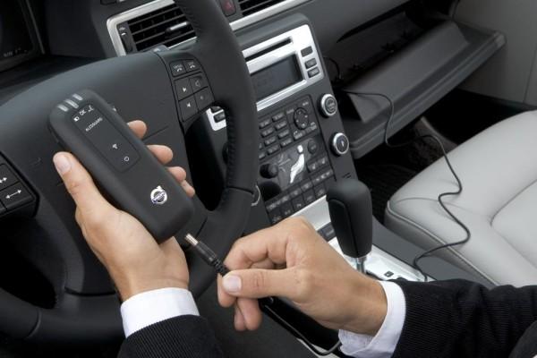 Volvo führt Alcoguard ein