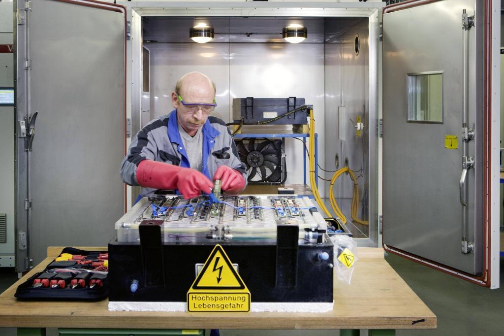 Überkapazitäten bei Li-Ionen-Batterien drohen