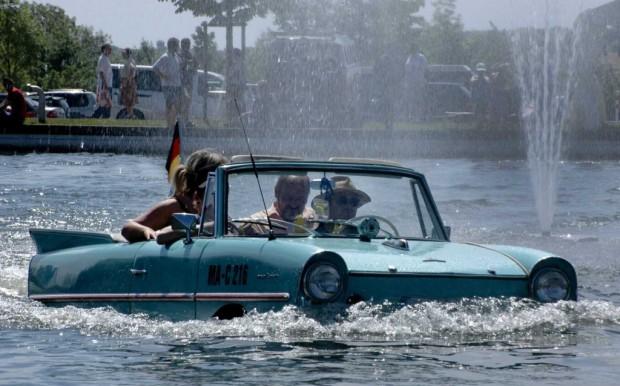 3. Klassikwelt Bodensee: Events zu Lande, zu Wasser und in der Luft