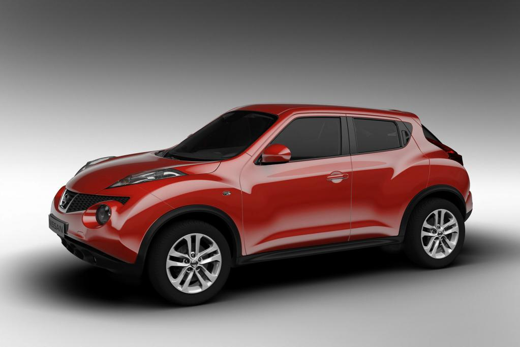 80. Genfer Salon - Von Stand zu Stand 5: Nissan bis Peugeot