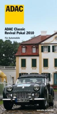 ADAC Classic Revival Pokal für Automobile 2010