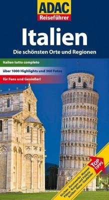 ADAC-Reiseführer-Italien: Mit einem Buch durchs ganze Land