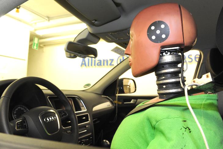 AZT Bumpertest: Neuer Standard für Stoßfänger