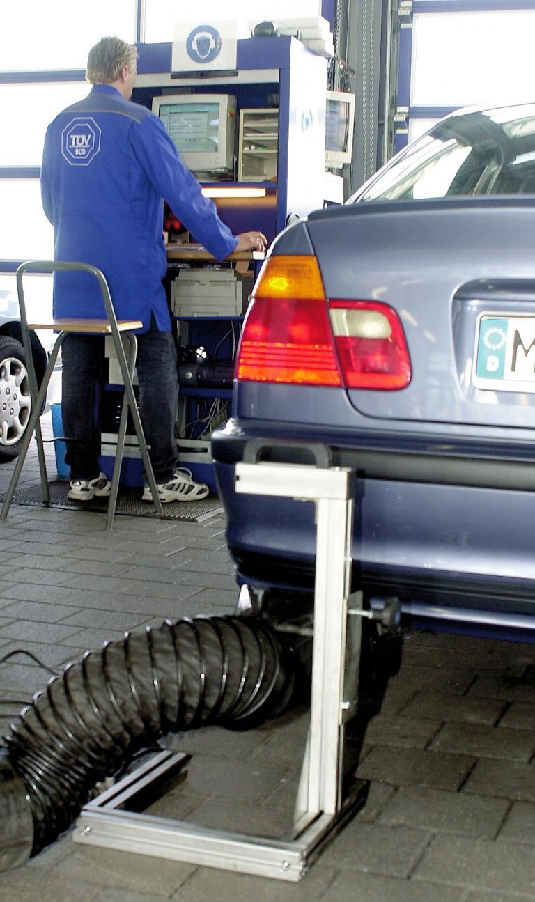 Abgasmessung bei Diesel-Pkws eine Farce