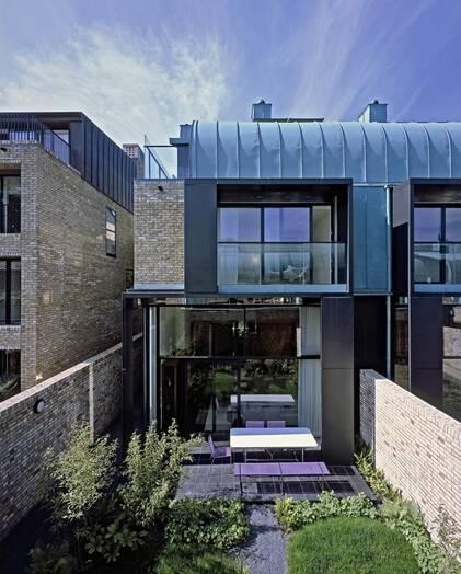 Accordia Cambridge 2008 von Alison Brooks Architects.