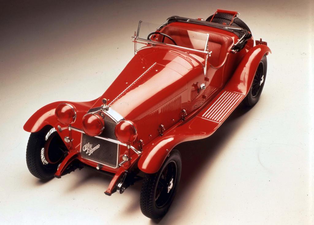 Alfa Romeo 6C 1750 GS (1930).