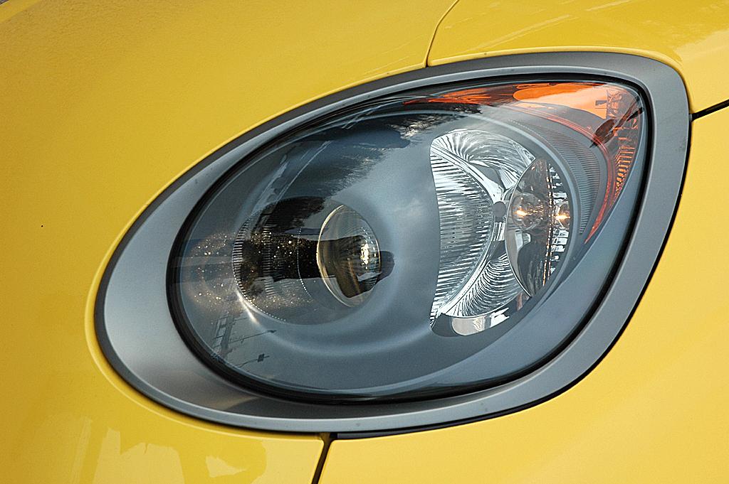 Alfa Romeo Mito Quadrifoglio Verde: Leuchteinheit vorn.