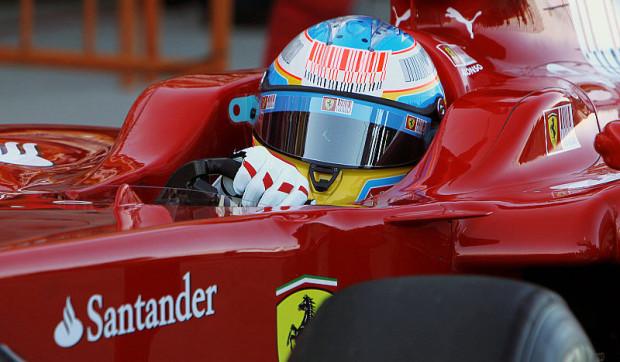 Alonso Schnellster am Abschlusstag: Schumacher mit Hydraulikproblem