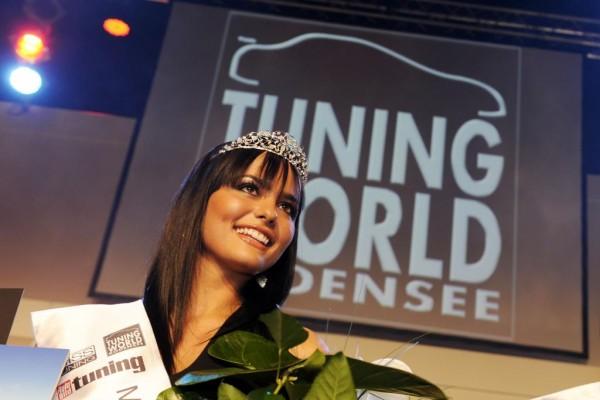 Ansturm auf die Wahl zur Miss Tuning 2010