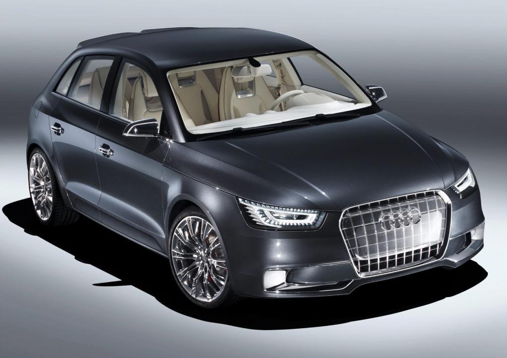 Audi A1: Premium für die Kleinwagenklasse