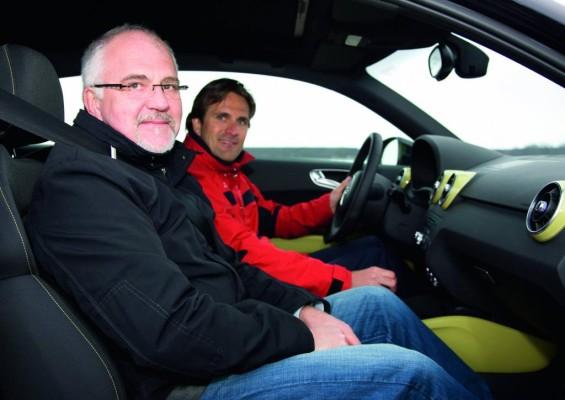 Audi A1: Pures Fahrerlebnis