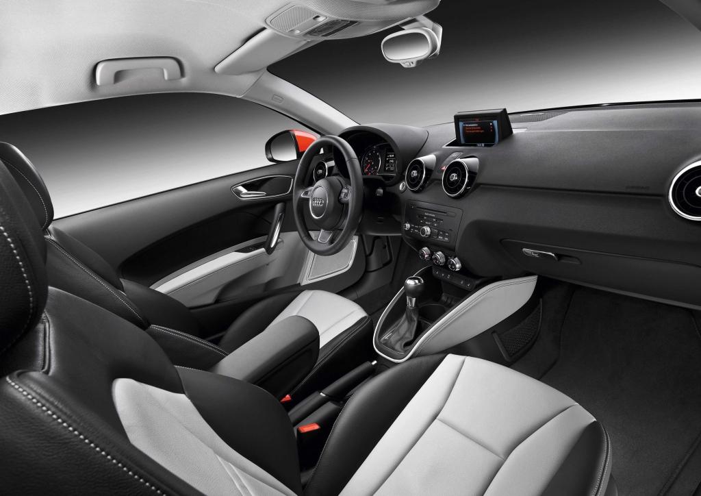 Audi A1 bläst zum Sturm auf Premium-Kleinwagen und Kompaktklässler