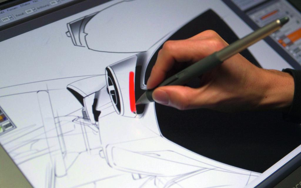 Audi A1 erhält Lüftungsausströmer im Düsen-Design