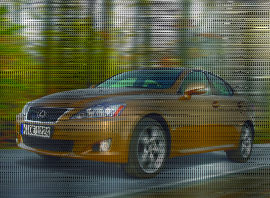 Auto im Alltag: Lexus IS