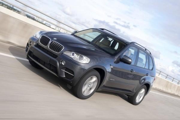 BMW X5 rundum erneuert