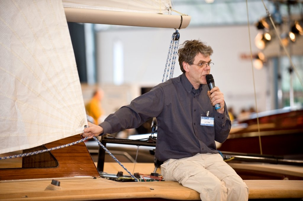 BOATFIT Besucher bekommen Tipps und Tricks rund ums Boot, können sich bei Fachvorträgen austauschen und das passende Zubehör und Werkzeug für die Restaurierung und Reparatur kaufen.