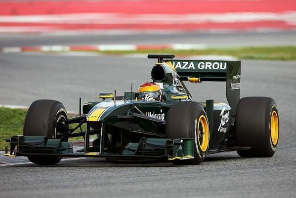 Barcelona-Test: Fauzy konnte nicht alles zeigen: Lotus schneller als Zeiten verraten