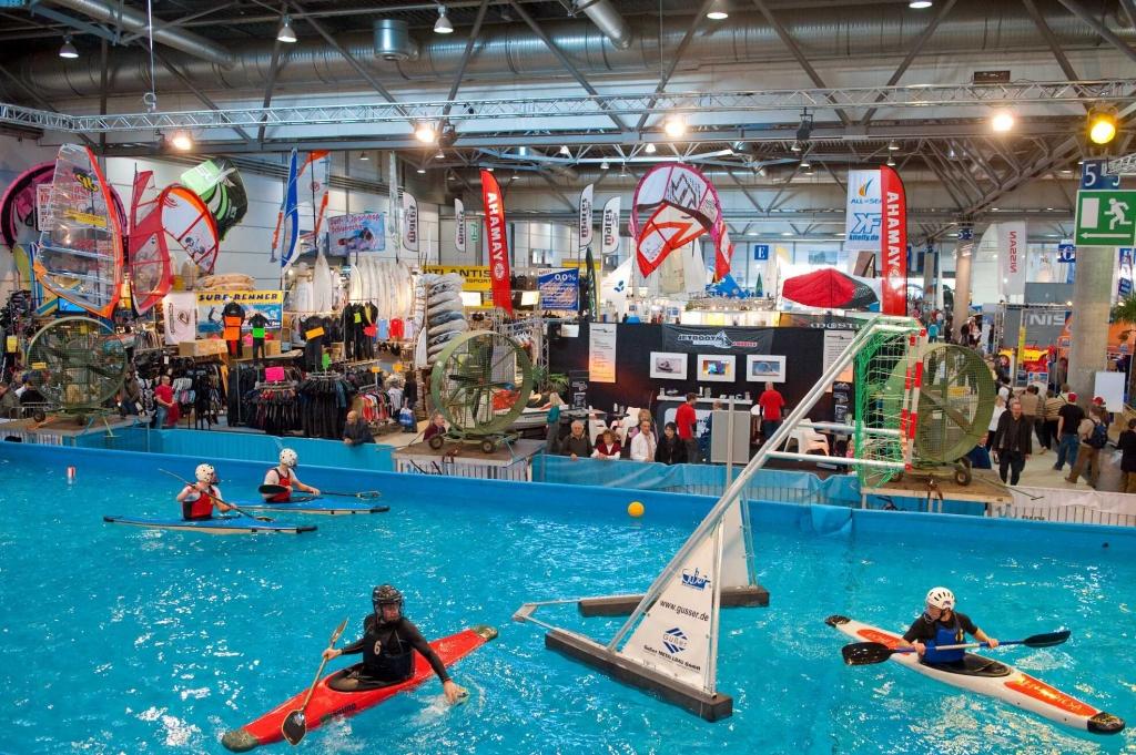 Beach & Boat 2010: Wassersportmesse Leipzig – Anschauen, Ausprobieren, Mitmachen
