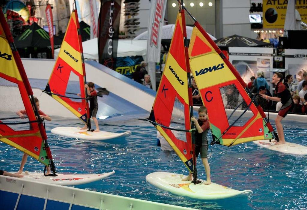 Beach & Boat 2010 schloss zweite Ausgabe mit 13.500 Besuchern