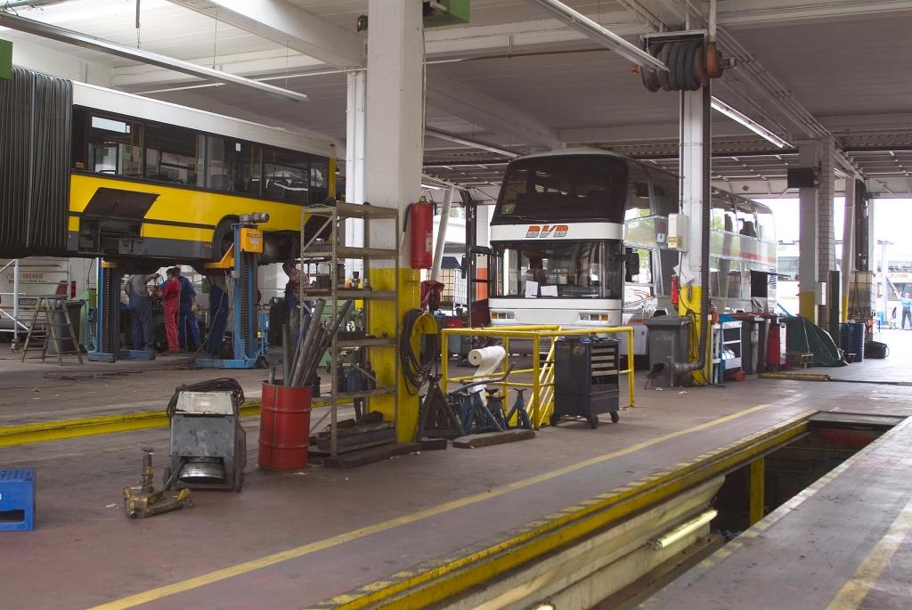 Beweg was - werd Busfahrer: Ausbildungskampagne des bdo gestartet
