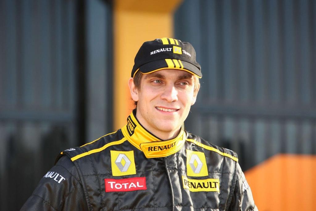 Boullier: Petrov ein Risiko: Speed ist vorhanden