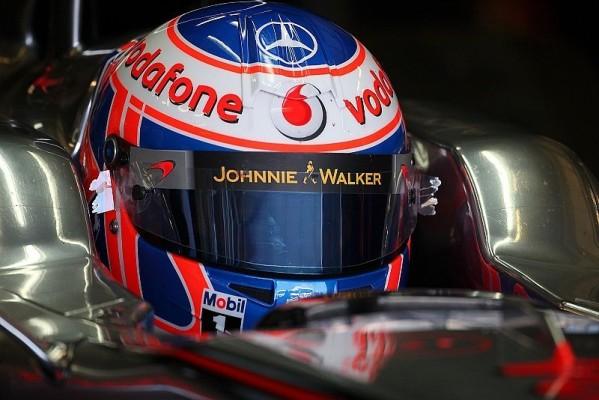 Button: Ferrari ist sehr stark: Testfavorit gefunden