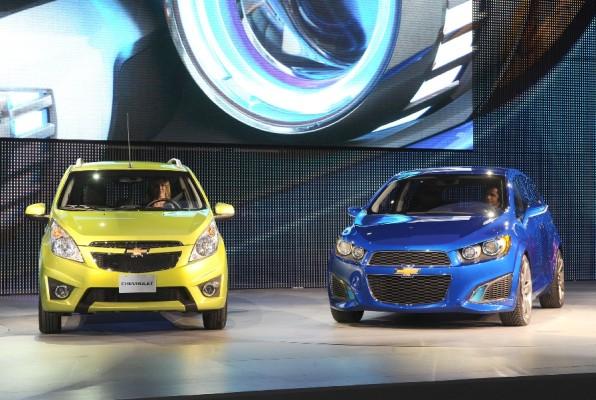 Chevrolet mit Absatzrekorden in Europa