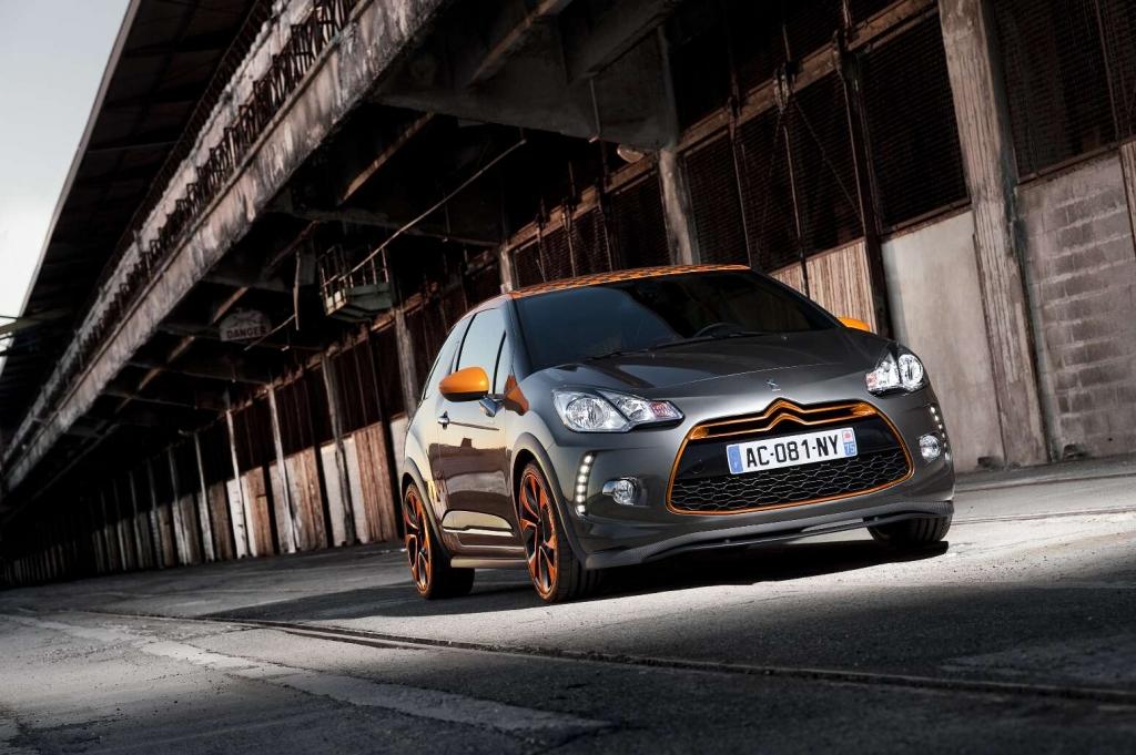 Citroën DS3 Racing: Rassiger Franzose mit 200 PS feiert Weltpremiere in Genf