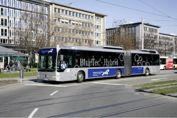 Daimler Busses: Setra und Mercedes-Benz Omnibus ausgezeichnet