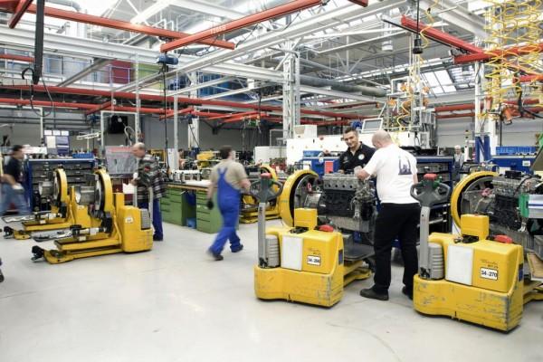 Daimler: Mannheim wird zur Europazentrale für Austauschmotoren