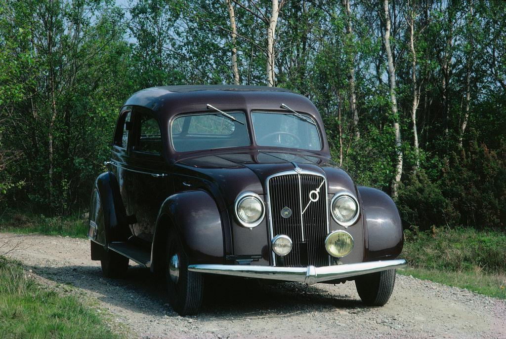 Der Volvo PV36 feiert sein 75-jähriges Jubiläum