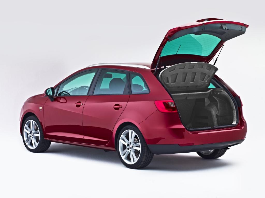 Der neue Seat Ibiza ST kommt im Sommer auf den deutschen Markt.