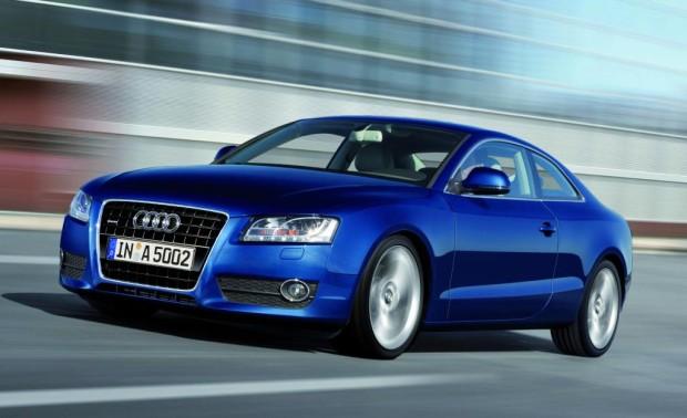 Deutscher Designpreis für Audi A5 Coupé