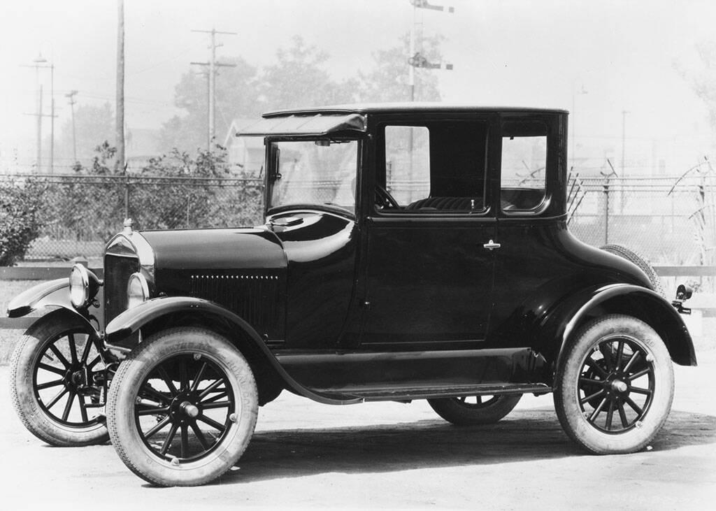 Die legendäre Tin-Lizzie ging 1926 am Berliner Westhafen in Produktion.