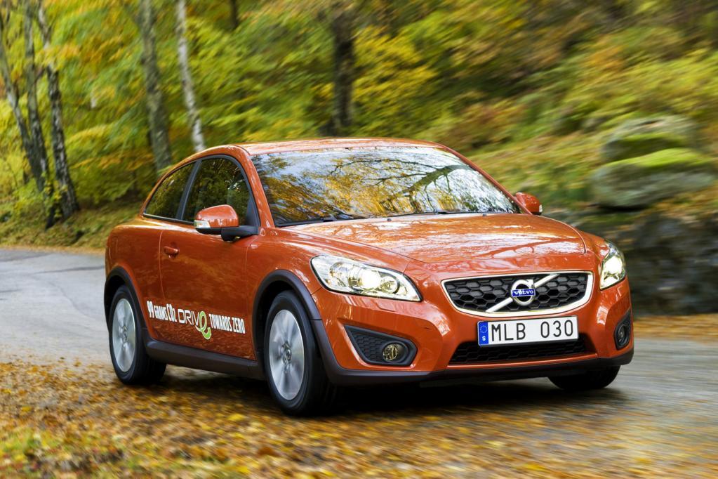 Facelift Volvo C30 und C70: Frische Schweden für Sommer und Winter