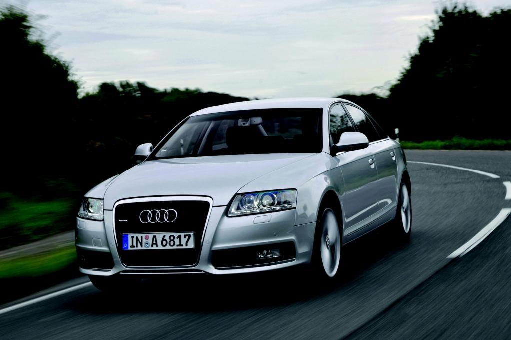 Fahrbericht Audi A6 3.0 TFSI Quattro: Oberklasse in der Mittelklasse