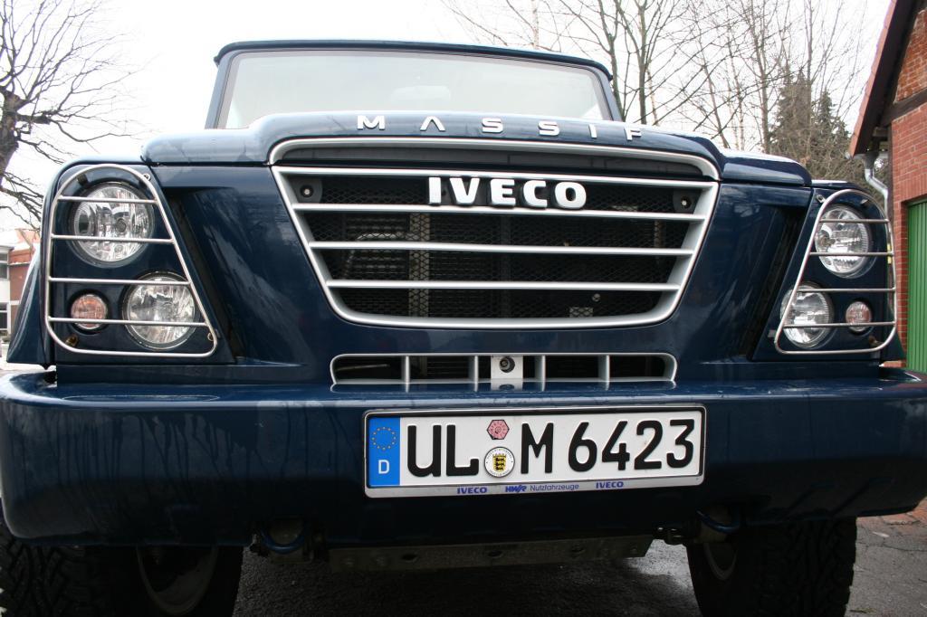 Fahrbericht Iveco Massif 3.0 HPT: Kraftvoller Kasten mit Kultcharakter