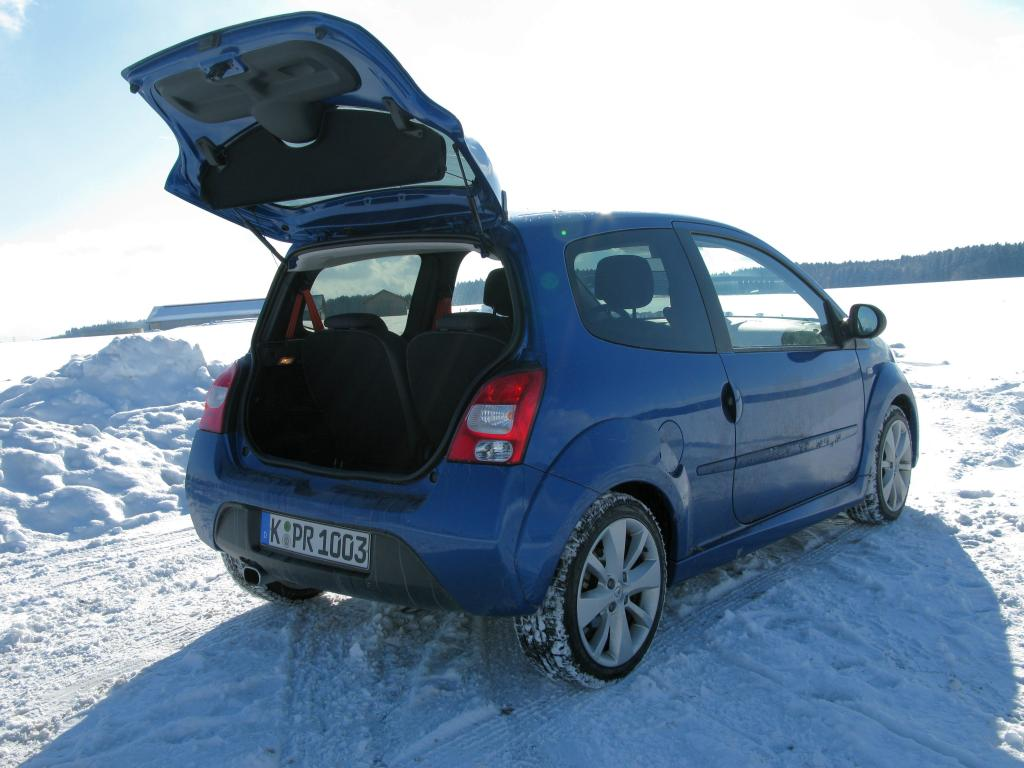 Fahrbericht Renault Twingo RS: Flinker Flitzer
