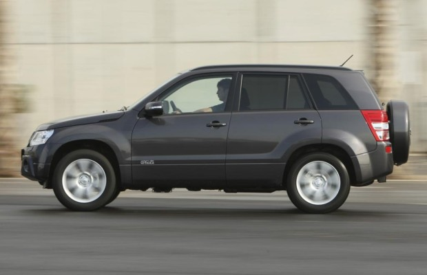 Fahrbericht Suzuki Grand Vitara 1.9 DDiS: Feste Institution