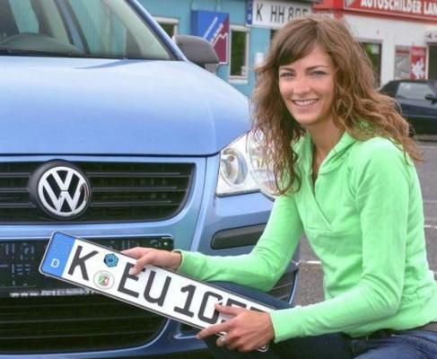 Fahrzeugbestand in Deutschland erhöhte sich um ein Prozent