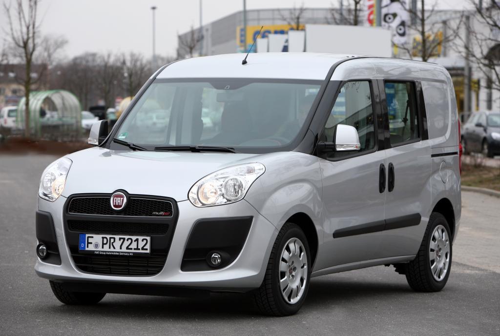 Fiat Doblò Cargo Kombi.