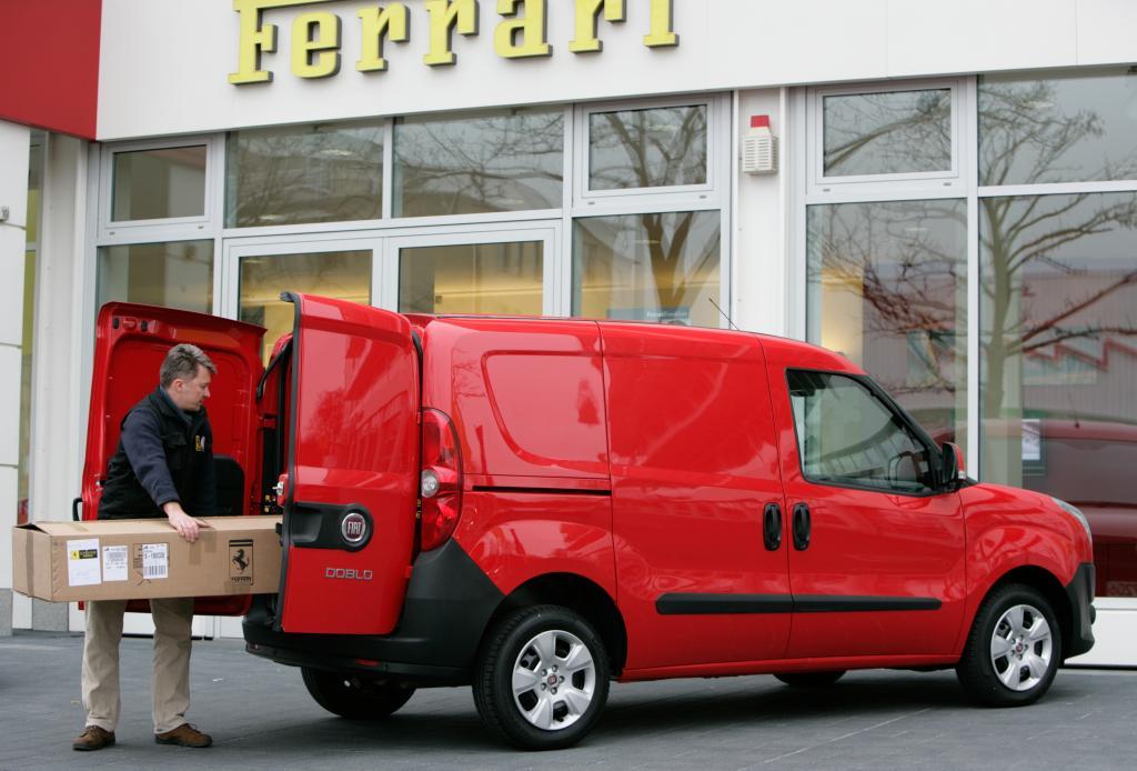 Fiat Doblò Cargo.