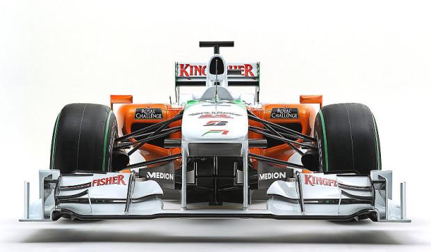 Force India stellt VJM03 vor: Neuer Inder
