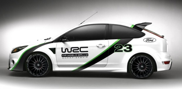 Ford hält Wort: 50 Focus RS WRC Edition rollen zu den Schweizer Händlern